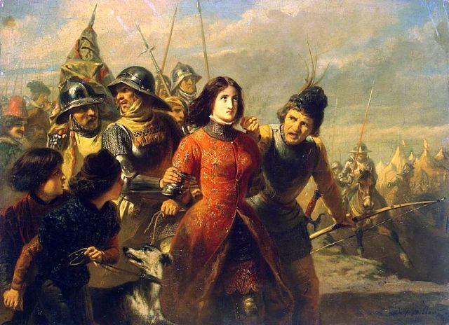7 cosas que no sabias de Juana de Arco