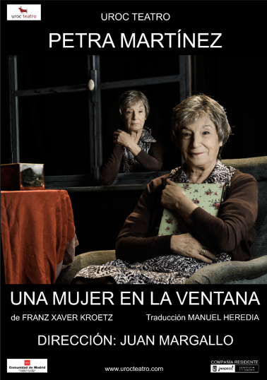 Resultado de imagen de una mujer en la ventana teatro español